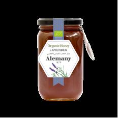 عسل اللافندر العضوي