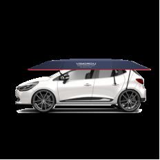 مظلة سيارة متنقلة وأوتوماتيكية
